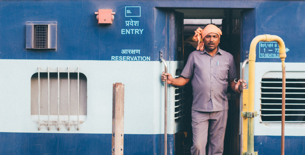 Varanasi Train